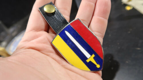 VIETNAM ERA US Army Forces Vietnam Pocket Badge Hanger