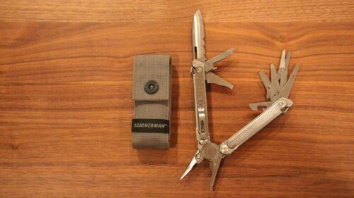 Leatherman Free P2 Multi-Tool w/ Sheath Very good condition