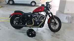 Harley Davidson 2010 1200cc XL1200N Nightster Palmyra Melville Area Preview