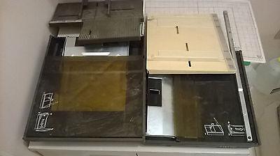 Mita Copier Parts Dc2555 4-paper Trays Editing Grid Paper Catcher Extender