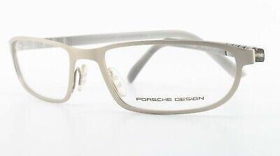 PORSCHE DESIGN P`8161 B 140 CE 00311 Brille Premium Eyeglasses Frame Grey (Porsche Eye Frames)