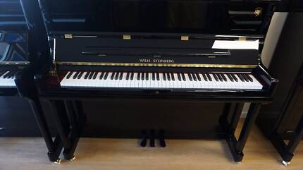 Wilh. Steinberg AT-K23 Upright Piano S/N 11.2526
