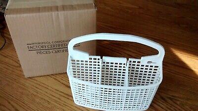 Whirlpool Dishwasher Silverware Basket - Model Number 9743574