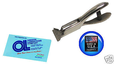 18 Corner Rounder Punch Cutter Heavy Duty New American Made