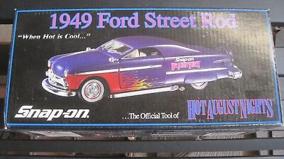 """New Snap-on 1949 Ford Custom Street Rod 5th In Series """"Hot August Nights"""""""