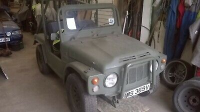 SUZUKI LJ 80,1979 HYBRID,DRY STORED OVER 15 YEARS,RECOMMISION PROJECT