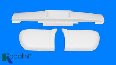 Chevrolet Blazer Regular 1995-2005 Fiberglass Rollpan And Sides 3 Pcs Kit