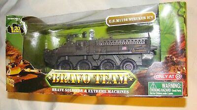1:32 Forces of Valor U.S Army M1126 Stryker ICV Infantry Carrier Vehicle Tank