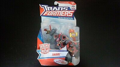 Transformers Animated - Voyager Class - Snarl - New - Sealed