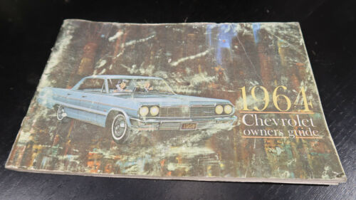 1964 Chevrolet Chevy Owners Guide