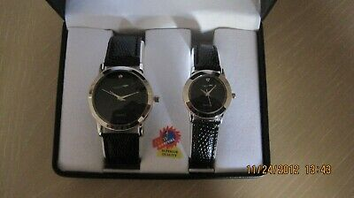 Men's and Lady's Watch Gift Set (NEW)