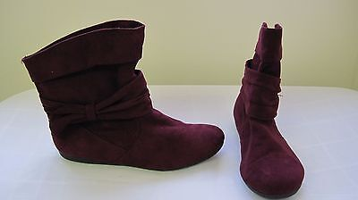 NEW! Women's Bongo Clybourne Slouch Ankle Boots 20315 Medium