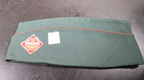 r Boy Scouts UNUSED TAGGED Explorer Scout Garrison Hat Cap