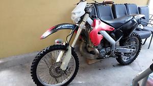 2001 Honda CR250 swap sell Coburg North Moreland Area Preview