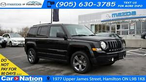 2015 Jeep Patriot HIGH ALTITUDE| LEATHER|HEATED SEATS|SUNROOF