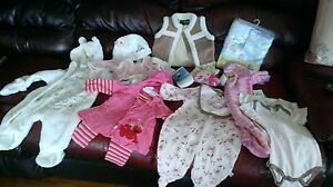 baby girls items - 0-3 & 3-6 month