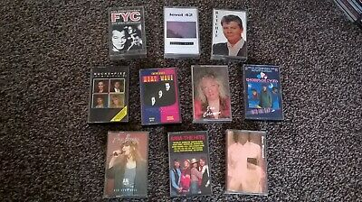 80'S CASSETTE/TAPE COLLECTION-LEVEL 42/THOMPSON TWINS/ABBA/FYC/HEATWAVE +MORE !!