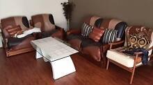 Sofa Set 2+1+1 Westmead Parramatta Area Preview