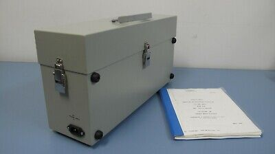 Tm Systems Test Set Relay Nsn 6625-01-348-4540 Model 904a With Technical Manual