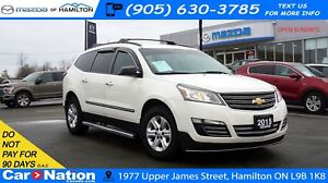 2015 Chevrolet Traverse LS| REAR CAM | DVD PLAYER | AWD