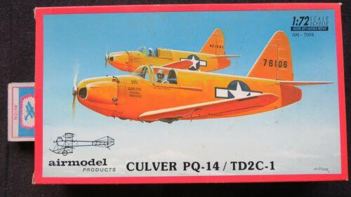 Culver PQ-14 / TD2C-1 Airmodel 1/72