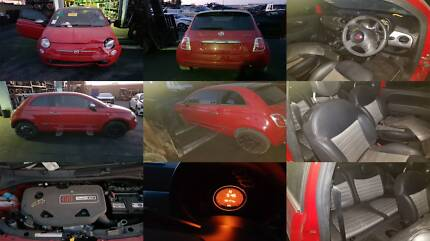 FIAT 500 S1 DISMANTLING PURPOSES ONLY (07-14) Girraween Parramatta Area Preview