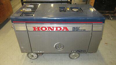 Honda Eb12d 12kw Diesel Generator Only 25 Hours