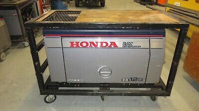 Honda Eb12d 12kw Diesel Generator 250 Hours