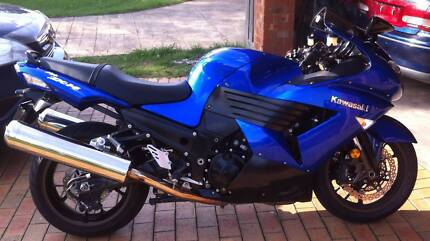 Kawasaki ZX-14 Heathcote Bendigo Surrounds Preview