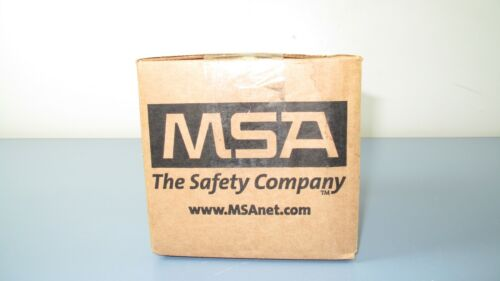 NEW Sealed MSA Millenium/Advantage 10046570 CBRN Gas Mask Filter Canister Cap1