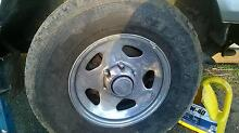 HURRY DONT MISS OUT Toyota Land Cruiser rims & tyres Mallala Mallala Area Preview