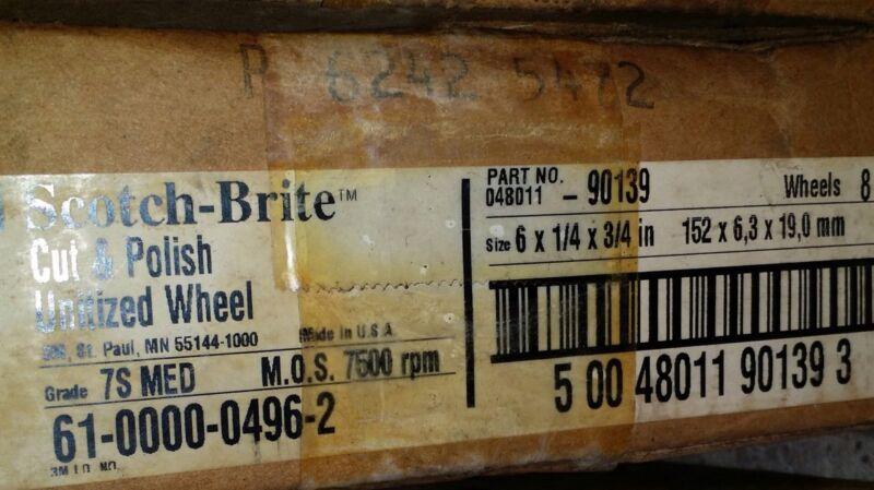 3 M Scotch Brite Unitized Wheel