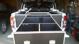 Navara tub drawer toolbox Hillston Carrathool Area Preview