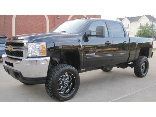 2012 chevy 2500 4x4 for sale in houston tx autos post. Black Bedroom Furniture Sets. Home Design Ideas
