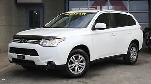 2014 Mitsubishi Outlander ES AWC 2.4L Bluetooth+Eco Mode
