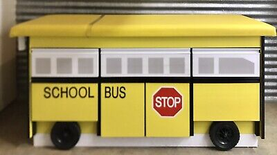 School Bus Pediatric Exam Table