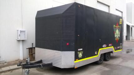 Fully enclosed Speedway/car trailer Wanneroo Wanneroo Area Preview