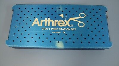 Arthrex Surgical Graft Prep Station Ar-2950c Sterilization Case