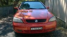 2004 Holden Astra convertible Forresters Beach Gosford Area Preview