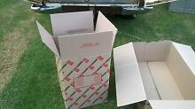 cardboard boxes for moving house Penrith Penrith Area Preview