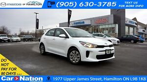 2018 Kia Rio LX+ | HEATED SEATS | SAT RADIO | REAR CAM
