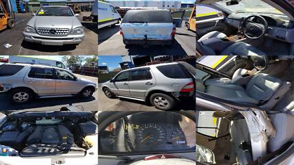 MERCEDES-BENZ ML 270 CDI S1 DISMANTLING PURPOSES ONLY (97-00) Girraween Parramatta Area Preview