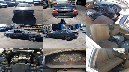 BMW 320CI COUPE E46 DISMANTLING PURPOSES ONLY (98-05) Girraween Parramatta Area Preview