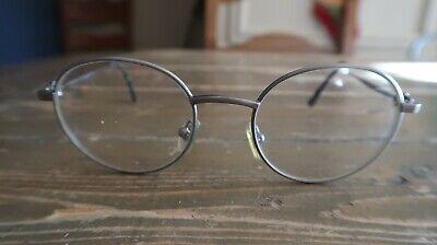 Vintage Cirlce Lense GUCCI Eyeglasses Frames GG1257 50-20
