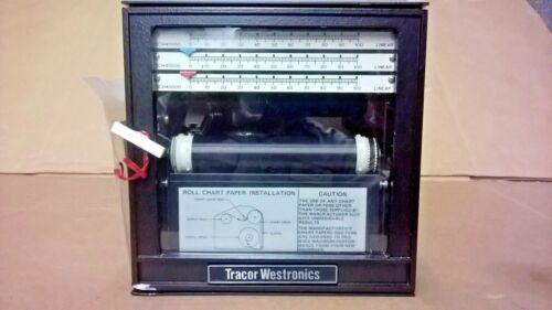 Tracor Westronics T4E2 3-Pen Recorder