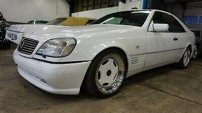 Mercedes Lorenser CL 600 V12 W140 Erster Hand