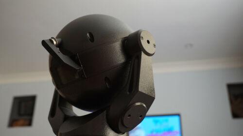 BOSCH FW FORWARD VISION HEAVY DUTY MIC1-400 MIC-400 CCTV CAMERA + PSU + 6M CABLE
