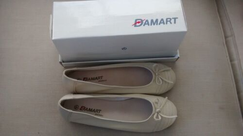 Women%27s+Damart+Light+Beige+Flat+Shoes+%28with+box%3B+EU+41%2C+UK+7.5%29