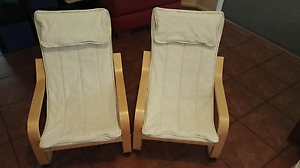 2 Ikea Poang Children Chairs Upper Kedron Brisbane North West Preview