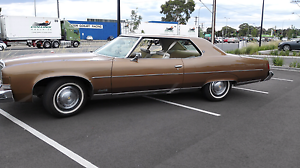 Pontiac big block 455cui SWAP or SELL for another v8 car Greenwith Tea Tree Gully Area Preview